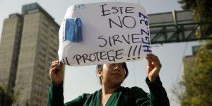 29 médicos y enfermeras en un hospital público de Coahuila dan positivo a coronavirus