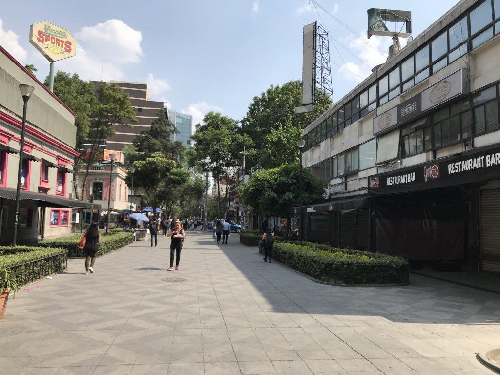 Ciudad de México coronavirus