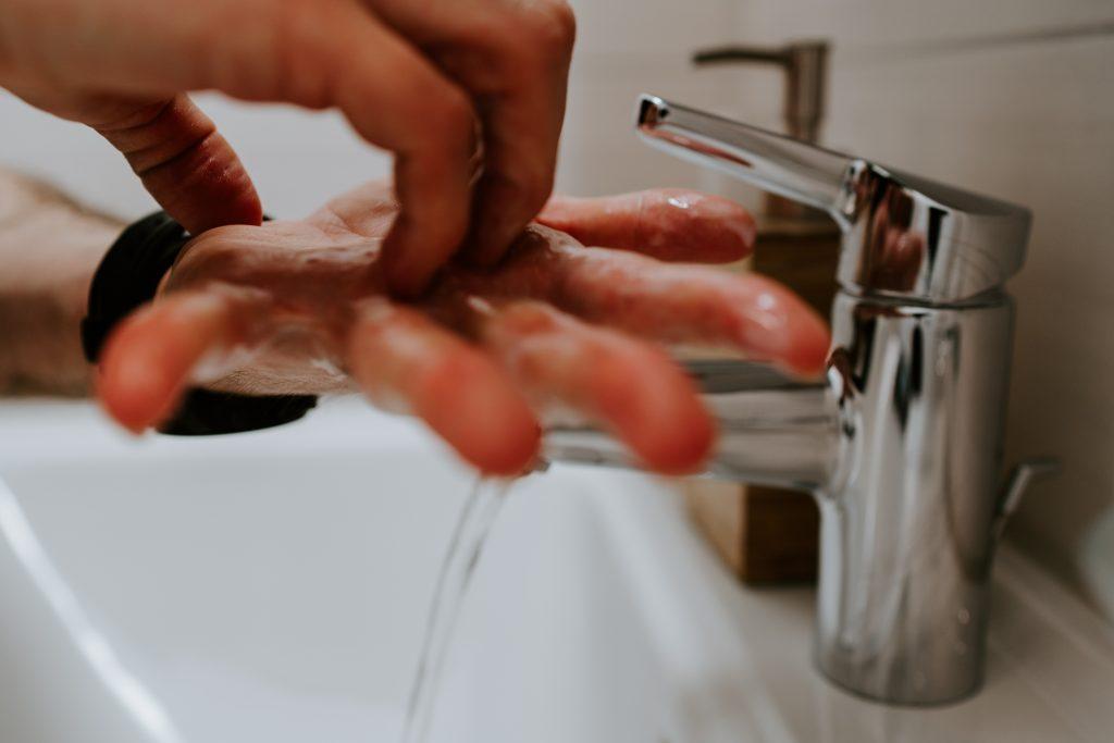 lavar manos prevenir contagio de coronavirus