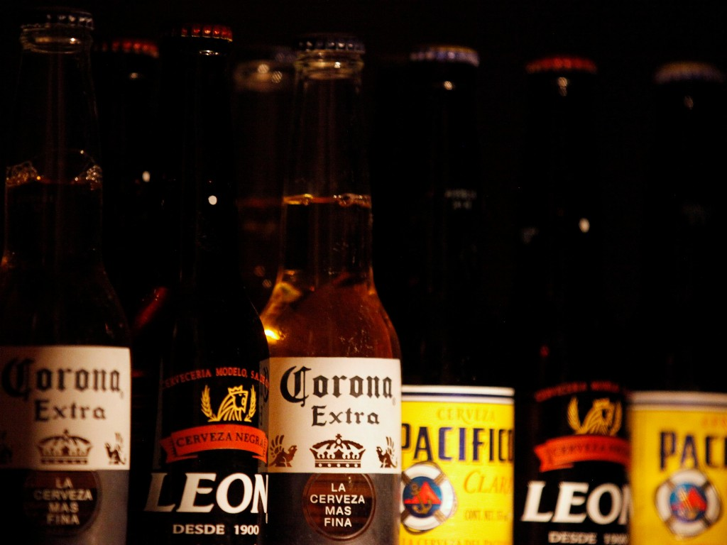 Cerveza Grupo Modelo y Heineken coronavirus