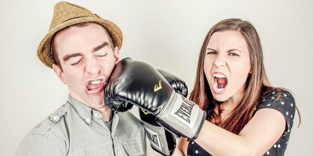 Los desafíos de las parejas pueden ser mucho mayores que estar encerrados.