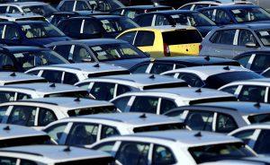 La producción de autos en México cae a su peor nivel desde la crisis financiera de 2009