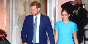 El príncipe Harry y Meghan Markle anuncian su primer proyecto tras distanciarse de la realeza