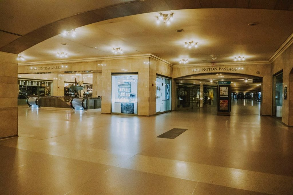 terminal nueva york