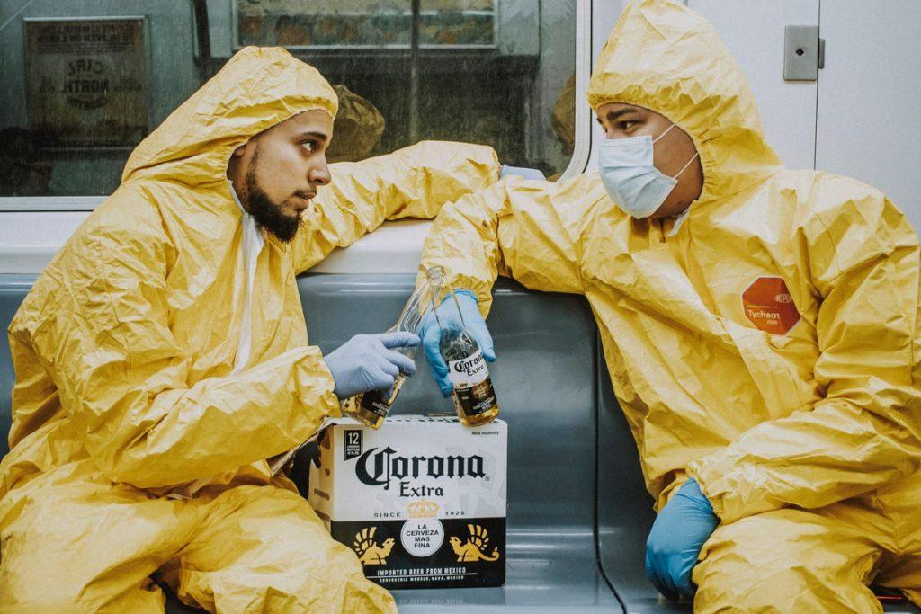 personas coronavirus nueva york