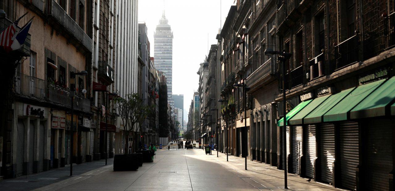 México coronavirus covid-19 empresarios negocios cerrados crisis
