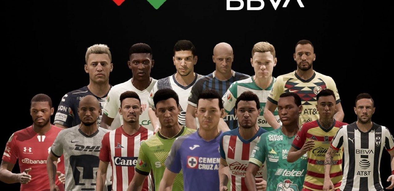 Liga MX eLiga Mx futbol mexicano