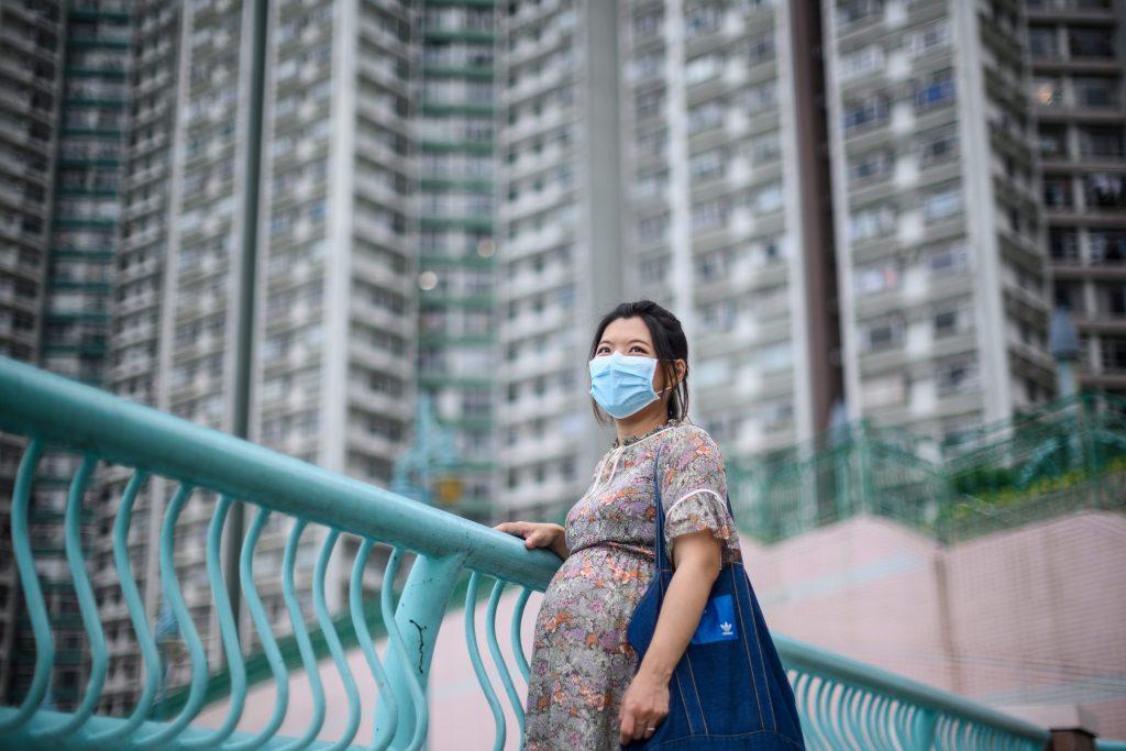 estar embarazada angustia pandemia coronavirus