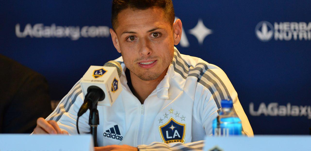 Javier Chicharito Hernández MLS L.A. Galaxy Esports eMLS Tournament Special