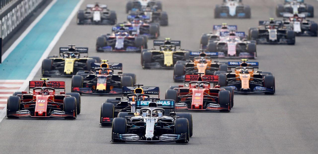 Fórmula 1 F1 automovilismo en crisis por la pandemia del coronavirus Covid-19