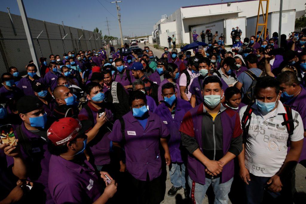 empresas fronterizas coronavirus