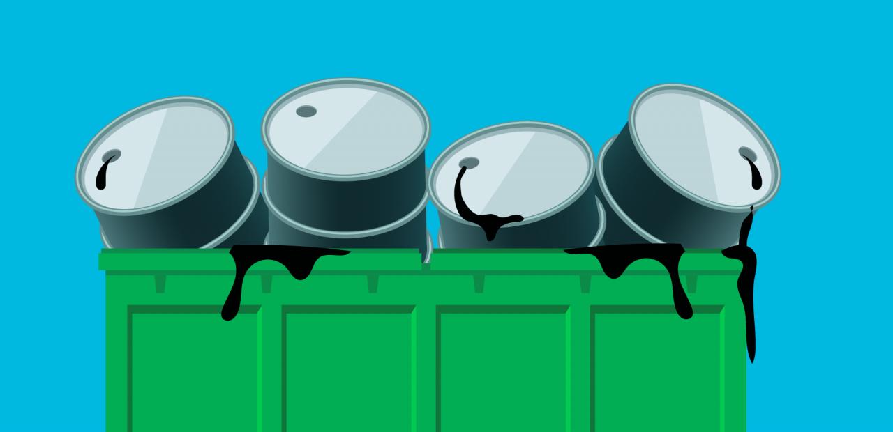 Precio petróleo mexicano cae Pemex | Business Insider México
