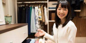 """Dobla y ordena la ropa de tu clóset con el método """"Konmari"""" de Marie Kondo"""