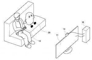 PlayStation patentó la idea de un amigo robot que juega y ve películas contigo