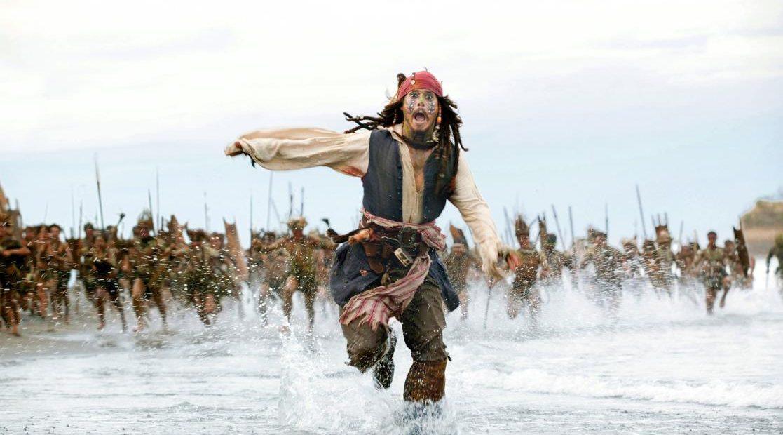 piratas del caribe película es una adaptación de una atracción de disney