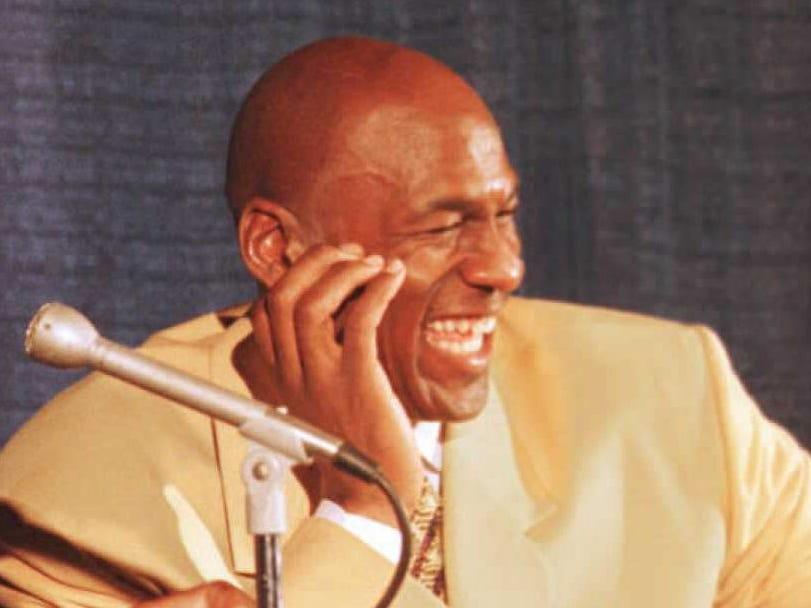 Michael Jordan entrevista retiro patromonio multimillonario