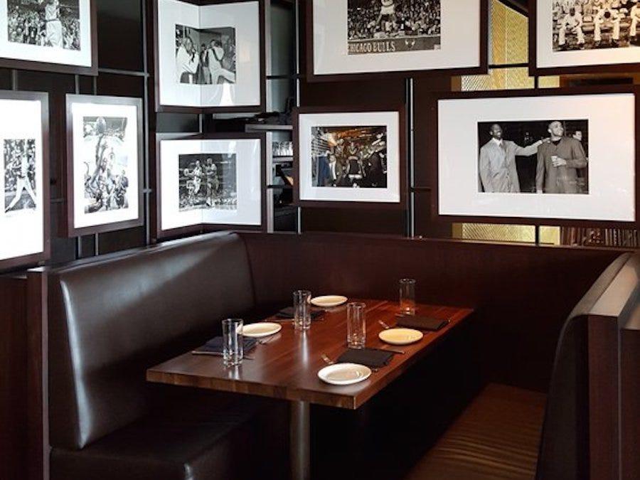 Michael Jordan's Restaurant restaurante