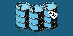 Los barriles de petróleo en Estados Unidos ya no se venden… por primera vez en la historia, te pagan por comprarlos. Esta es la razón.