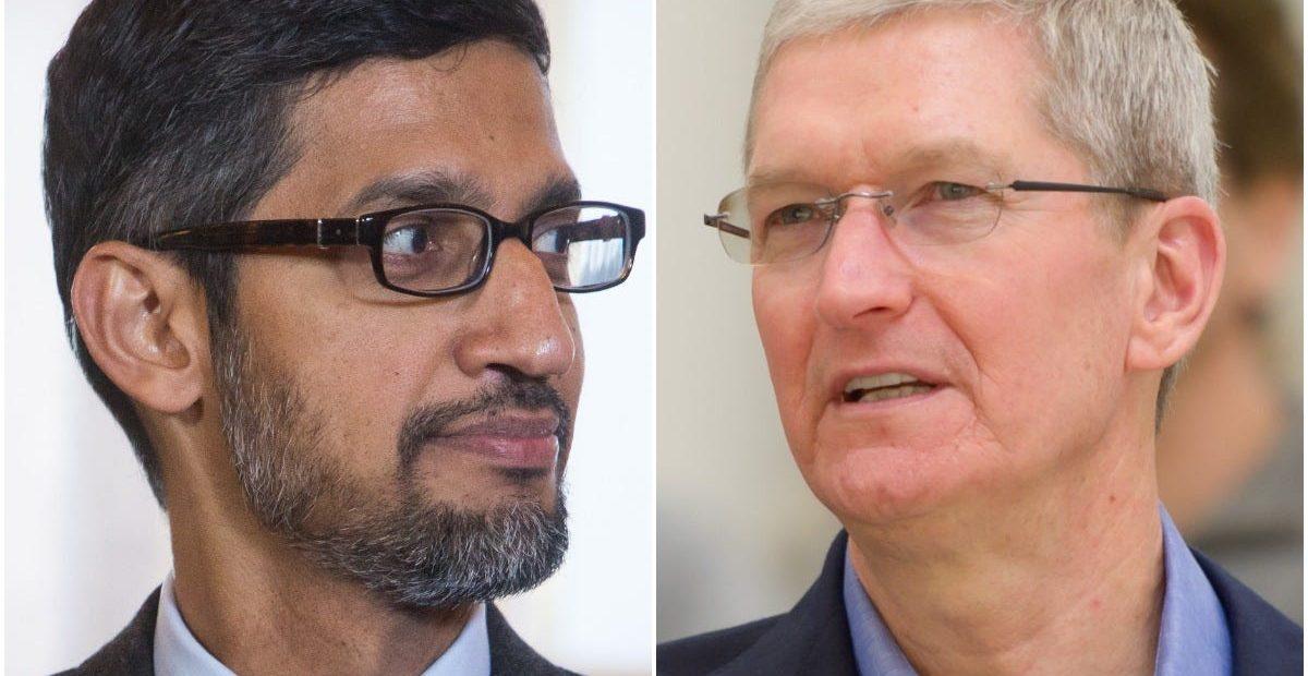 Apple | Google | Alerta | Coronavirus