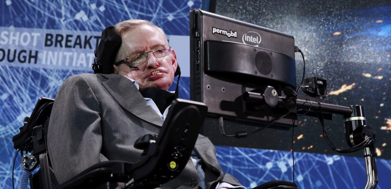 Stephen Hawking Reino Unido