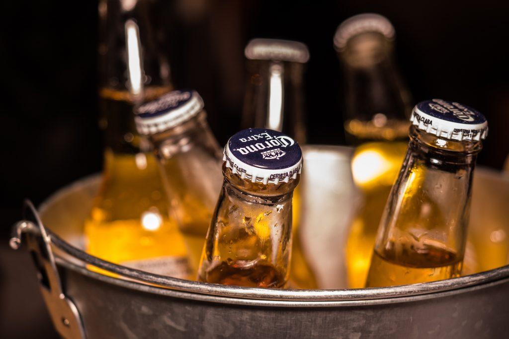 productos como las cervezas también fueron demandados por los mecicanos.