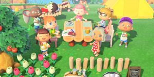 Desde protestas prodemocracia hasta citas virtuales, estas son 6 cosas que la gente hace en Animal Crossing durante la cuarentena