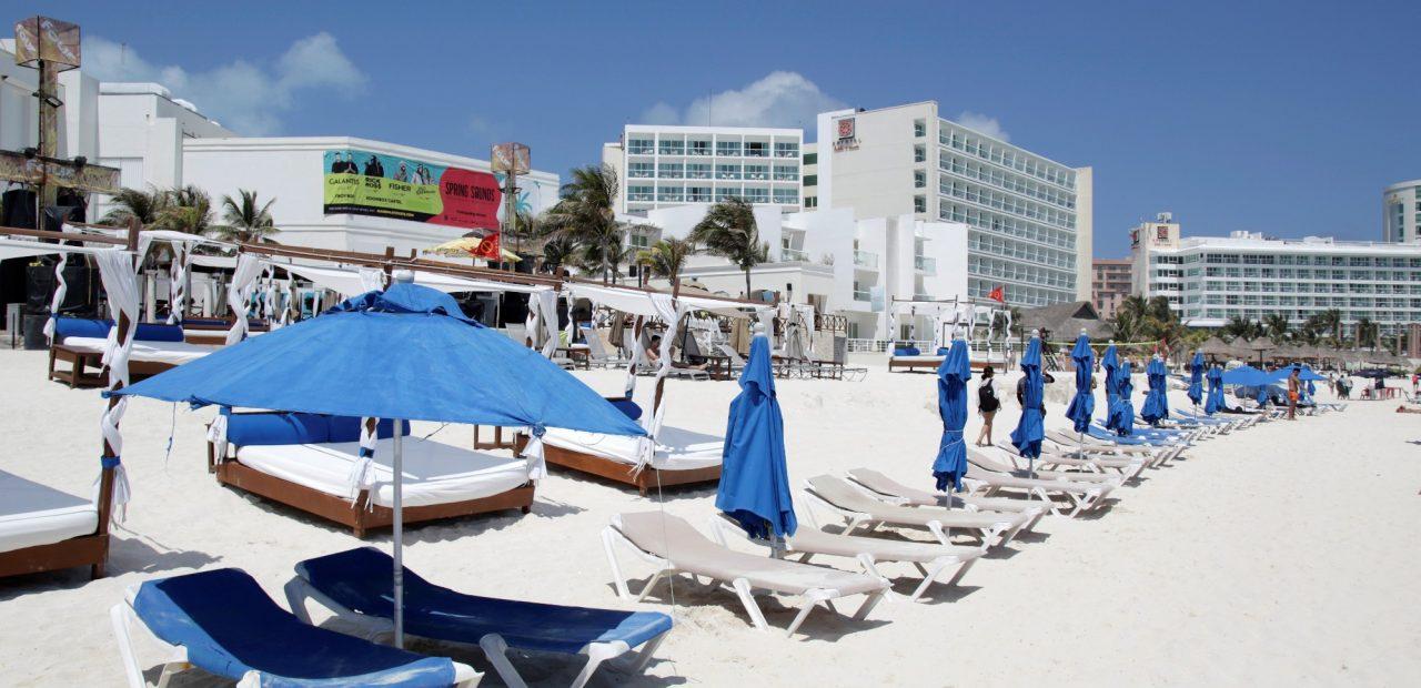 turismo coronavirus cancún