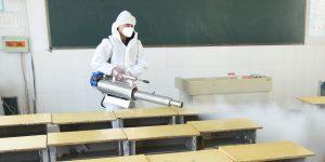 Estas fotos del regreso a clases en China dan un vistazo al mundo después del coronavirus