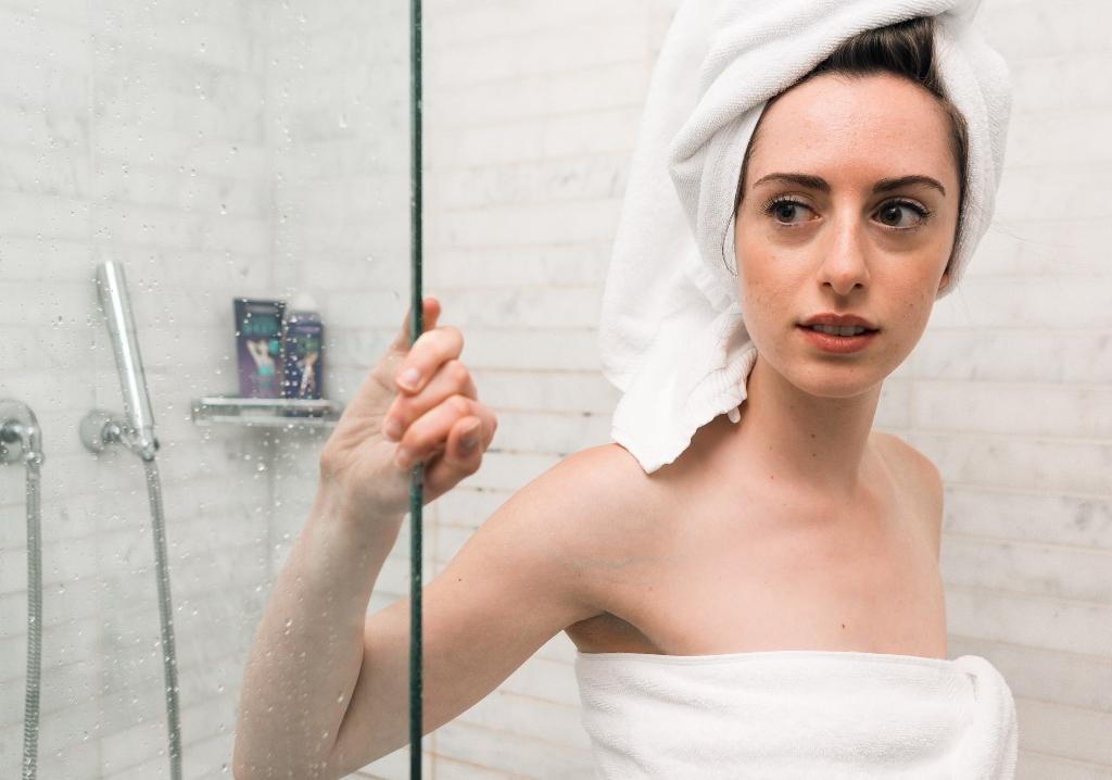 shampoo en la cuarentena
