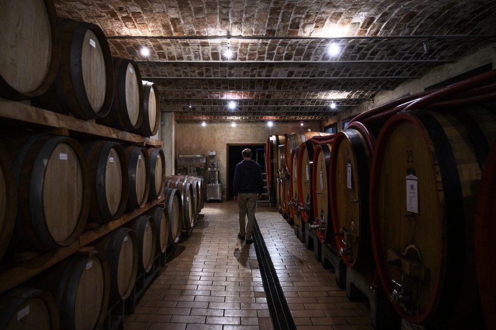 bodegas de vino italiano coronavirus