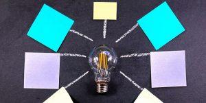 Aquí está la mejor manera de liderar una lluvia de ideas en equipo en línea