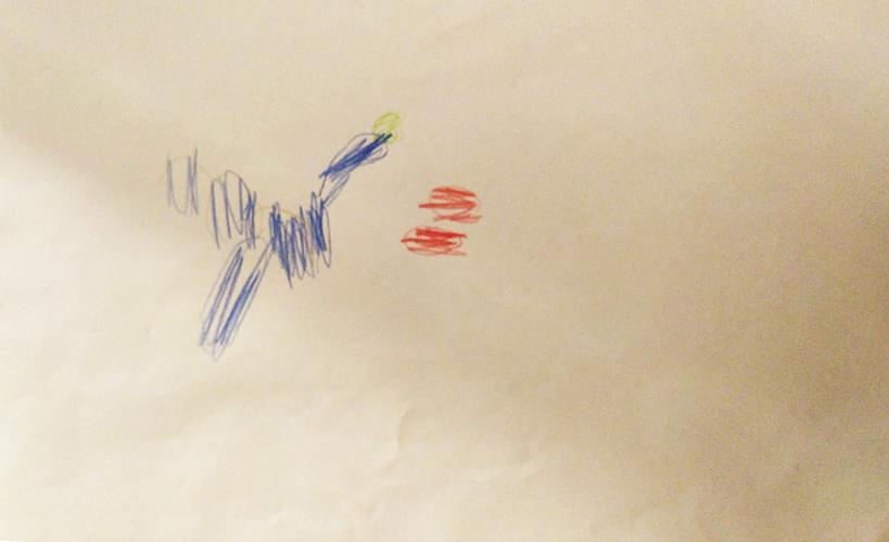 dibujo cuarentena