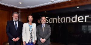 Laura Diez Barroso Azcárraga ya es miembro del Consejo de Administración de Banco Santander México