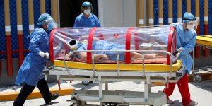 Hospitales públicos y privados comienzan a saturarse en México por el coronavirus