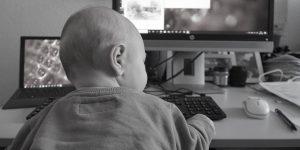 ¿Trabajando desde casa y con niños? Aquí unas recomendaciones para que no se salga de control