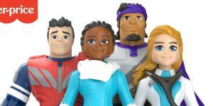 Mattel hizo juguetes de médicos, enfermeras, repartidores y trabajadores de supermercados — donará sus ventas a estos héroes