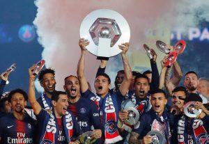 Ligue 1 se da por terminada y el PSG es el nuevo campeón de Francia