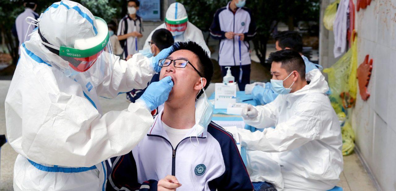 origen coronavirus china