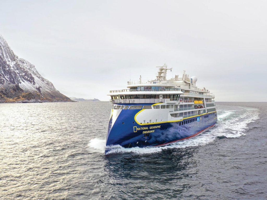 National Geographic crucero