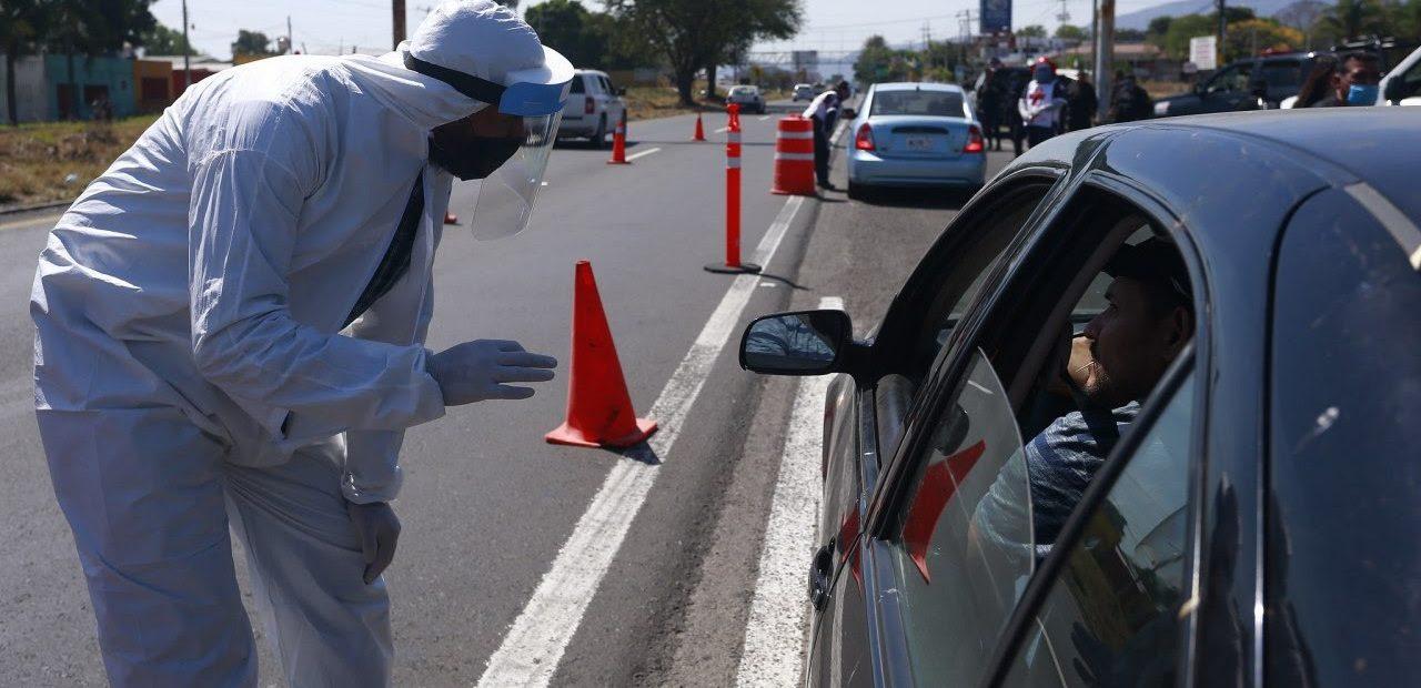 Coronavirus   Filtros en carreteras   Jalisco   Fin de semana largo