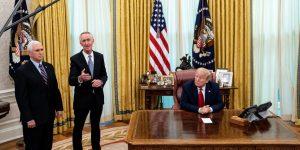 Estados Unidos aprueba antiviral remdesivir para tratamiento de Covid-19