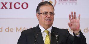 Marcelo Ebrard afirma que México tendrá «acceso oportuno» al remdesivir si resulta eficaz contra el Covid-19