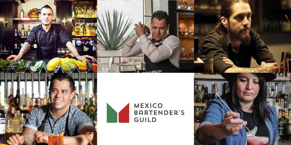 méxico bartender's