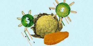 El coronavirus también impacta en los precios de los alimentos; registran su tercera reducción consecutiva en abril