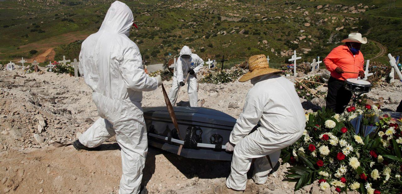 muertes covid-19 tijuana