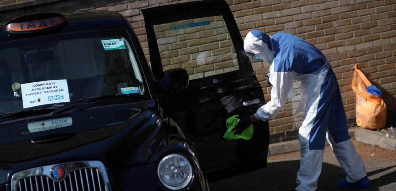 taxistas coronavirus business insider mexico