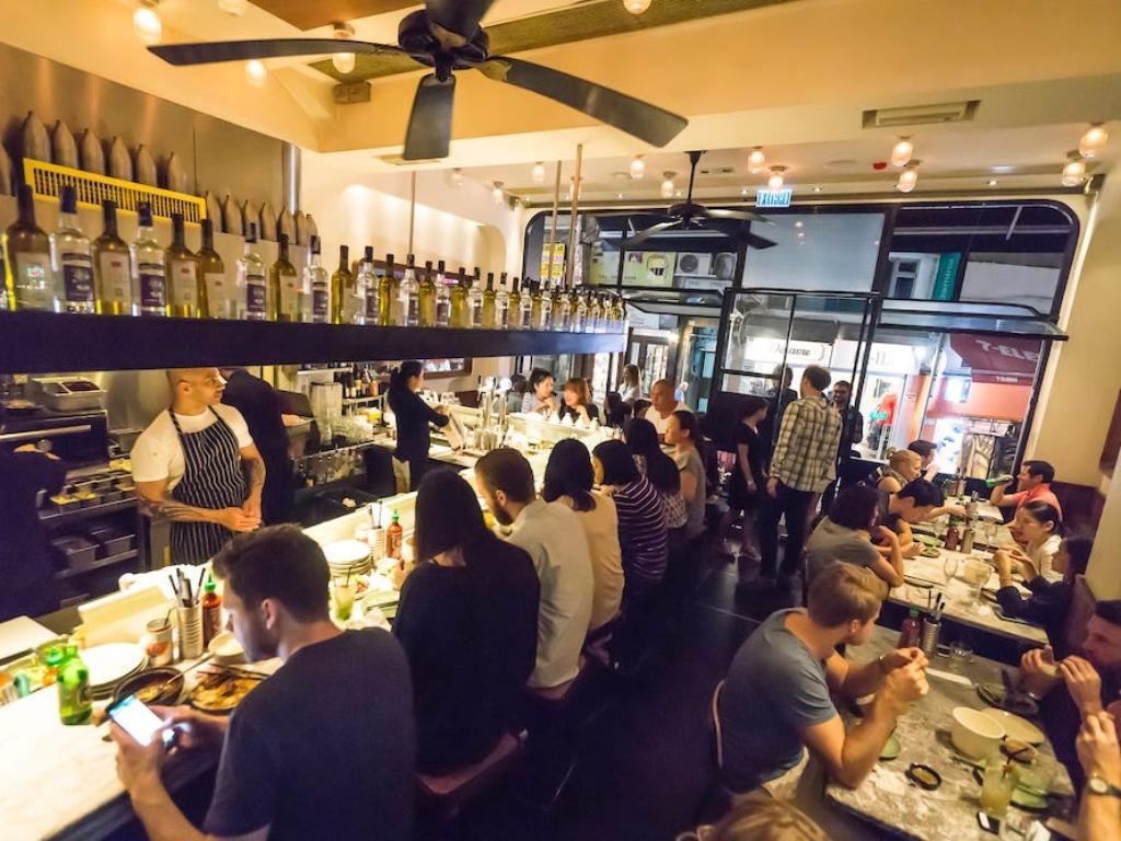seguridad restaurantes coronavirus