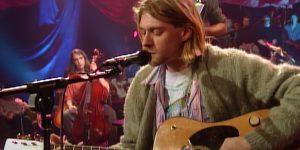 La guitarra de Kurt Cobain en el disco «Unplugged» se subastará —podría alcanzar el millón de dólares