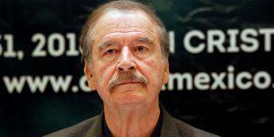 Vicente Fox cuenta cómo pasa su cuarentena —»difícilmente tengo para comer», asegura