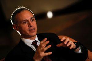 Hugo López-Gatell, subsecretario de Salud, da positivo por Covid-19